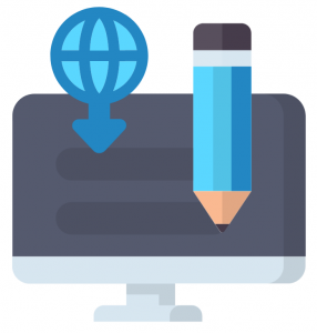 Desta Software Website Ontwerp
